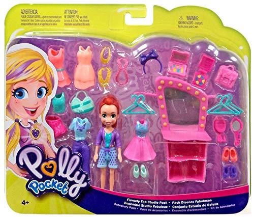(Polly Pocket Lila Doll)
