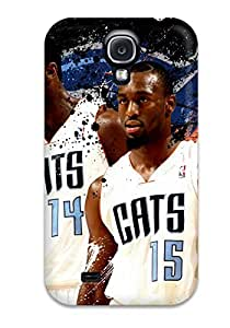 Best 2926611K147138084 charlotte bobcats nba basketball (15) NBA Sports & Colleges colorful Samsung Galaxy S4 cases