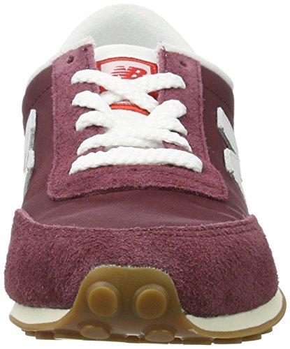 New Sneaker U410 Uomo Rosso Balance burgundy r4Fq8rE