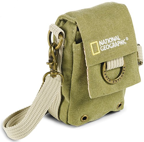 National Geographic Earth Explorer Little Camera Pouch (NG 1146) (Explorer Geographic Bag Earth National)