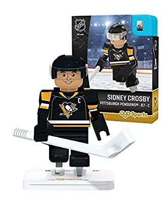 OYO Sports NHL Minifigure Pittsburgh Penguins Sidney Crosby