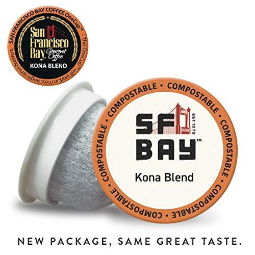 SF Bay Coffee Kona Blend