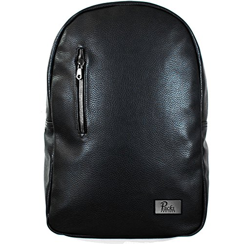 Packs Project Unisex Owen Backpack (One Size, Black/Black) by Packs Project
