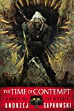 The Time of Contempt: Library Edition (The Witcher)