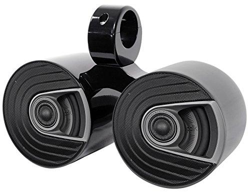 - Polk Audio Dual 6.5 600 Watt Marine Boat Wakeboard Tower Speakers