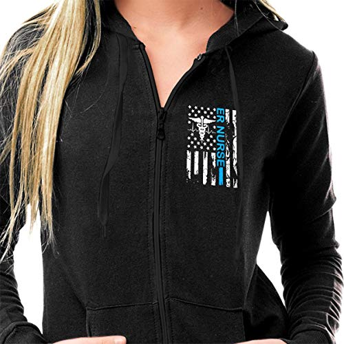 (Women's Cotton Jersey French Terry Full Zip Fleece Athletic Hoodie Lightweight Long Sleeve Soft Hooded Sweatshirt Jackets ER)