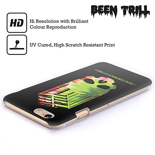 Official Been Trill Three Dimensional Colourful Prints Hard Back Case for Apple iPhone 5c