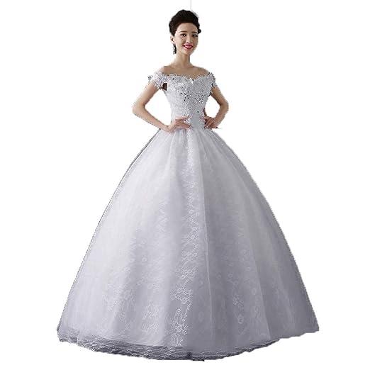 Vestidos De Novia Vestido de fiesta de novia Vestido de fiesta de ...