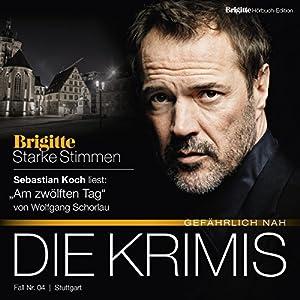 Am zwölften Tag (Brigitte Edition Krimis - Gefährlich nah) Hörbuch