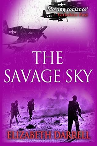 book cover of The Savage Sky