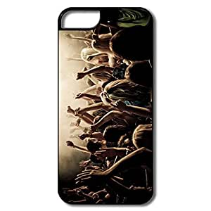 Customize Cool Safe Slide Concert Crowd IPhone 5/5s Case For Birthday Gift
