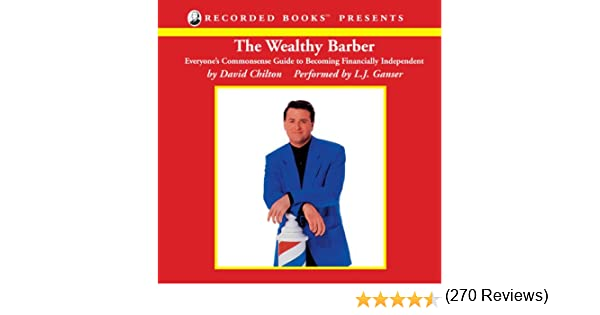 Amazon.com: The Wealthy Barber: Everyone's Commonsense Guide to ...