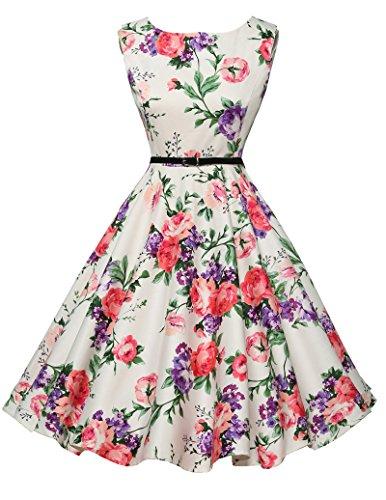 Grace Karin Women 1950's Vintage Retro Bridesmiad Wedding Party Dress Size XL CL86-21