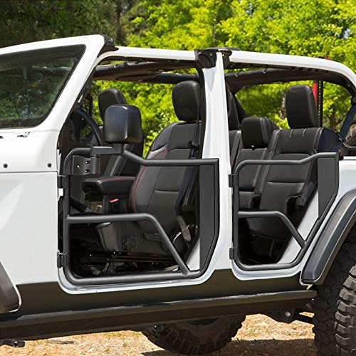American Modified Tube Door for Jeep Wrangler Accessories & Unlimited (for 4-Door JK)