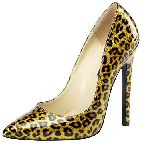 Pleaser - Sexier Than Ever Pumps SEXY-20