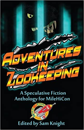 Adventures in Zookeeping Cover