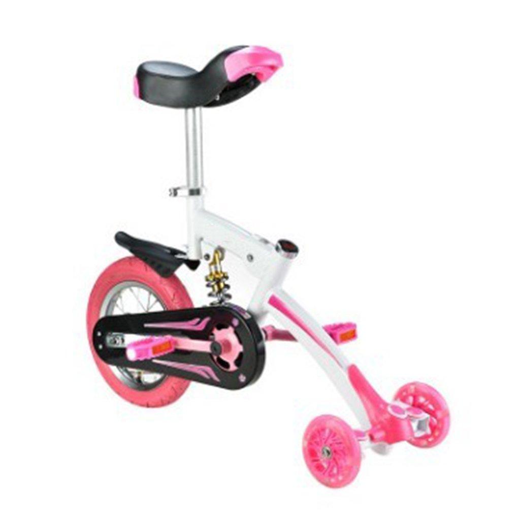 激安人気新品 自転車スクーター折りたたみ可能な子供の漫画多機能一輪車のPUホイールハンドルなし5~15歳(27.5* 79** 73センチメートル)* B07FRTBSBT B07FRTBSBT Pink Pink, Lapin de Bonheur:653b9798 --- a0267596.xsph.ru