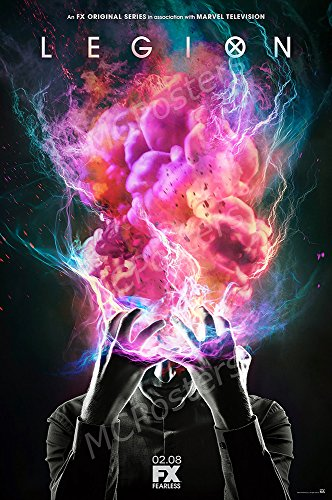 MCPosters Marvel Legion TV Show Series Poster GLOSSY FINISH - TVS630 (24