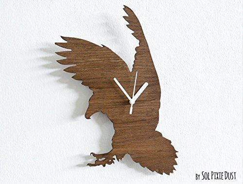 Eagle Flying - Wooden Wall ()