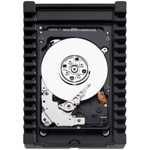Western Digital VelociRaptor WD4500HLHX Hard Drive -Serial ATA -10K RPM  3.5
