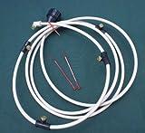 5 Nozzle Fan Mister - Outdoor Misting Systems - w/o Fan