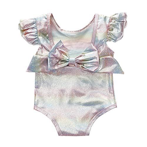 Kid Infant Baby Girls Mermaid Romper Outfit
