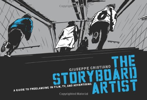 Book : The Storyboard Artist: A Guide to Freelancing in F...