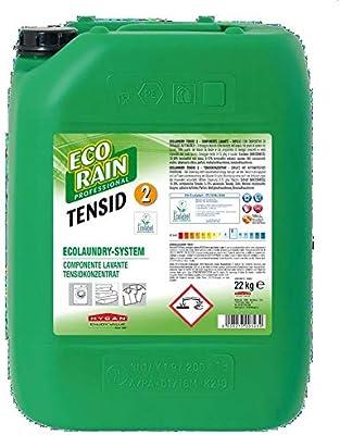 HYGAN EcoRain ecola undry Detergente Líquido (tensid2 en 22 kg ...