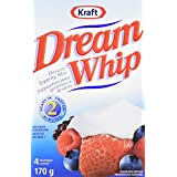 DREAM WHIP Dessert Topping Mix, 1 Count, 170g