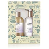 Crabtree & Evelyn Venetian Violet, Body Care Duo, 600 ml