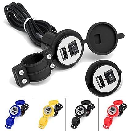 HobbyAnt 12 V 1,5 A 5 V cargador USB impermeable para ...