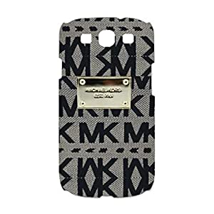 Michanel Kors Image Design Vintage Fashion MK Logo Phone Case for Samsung Galaxy S3 I9300 3D Fine Cover Case