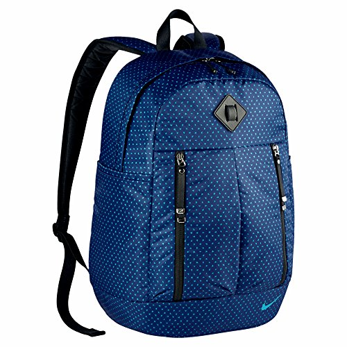 Womens Nike Auralux Backpack school bag 19H x 13W x 7D - Wearhouse Womens