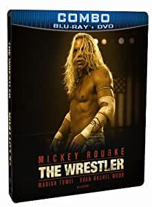 The Wrestler (SteelBook Edition) [Blu-ray + DVD]