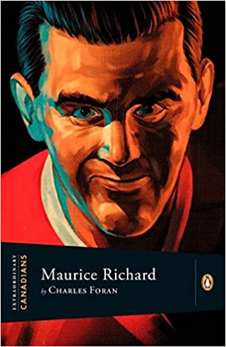 Extraordinary Canadians Maurice Richard