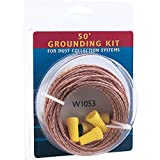 Woodstock W1053 Grounding Kit for Dust Collection
