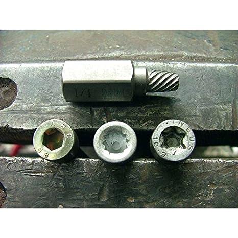 KSTools 150.1393 Extracteur pour Vis Creuses 11 mm