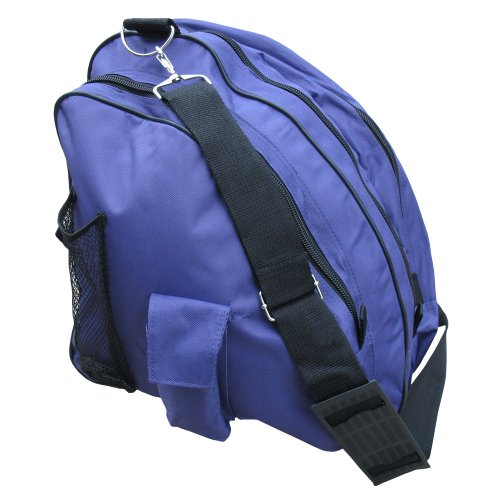 (A&R Sports Deluxe Skate Bag, Purple)