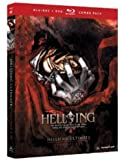 Hellsing Ultimate: Volumes 1-4 Collection [Blu-ray/DVD Combo]
