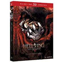 Hellsing Ultimate: Volumes 1-4 Collection