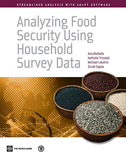 Analyzing Food Security Using Household Survey Data: Streamlined Analysis with ADePT Software (Household Finance Software)