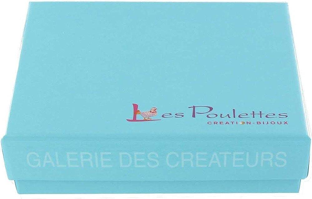 Petit Mod/èle Pendentif Argent Rhodi/é Petite Plume Les Poulettes Bijoux