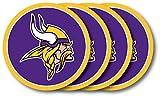 NFL Minnesota Vikings Coaster (Set Of 4)