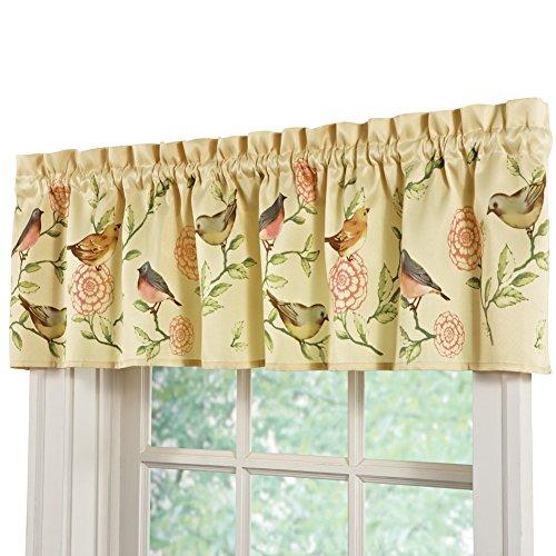 Birds Kitchen Curtains Amazon Com