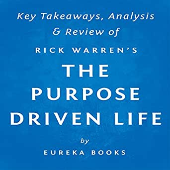 Amazon Com The Purpose Driven Life What On Earth Am I Here For