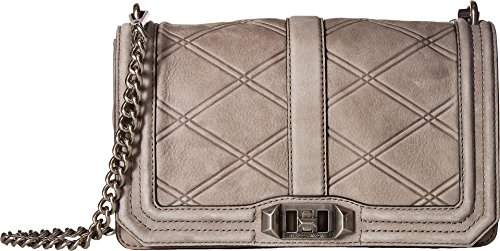 Love Hardware Oil Grey Crossbody Shoulder Minkoff Bag Rebecca Slick Fq5afa