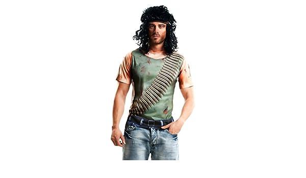 Yijja Fast Fun Warrior, camiseta de manga corta para adultos, talla L (Charm Kingdom YJ00029): Amazon.es: Juguetes y juegos