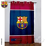 LIMITED EDITION FC BARCELONA FOOTBALL ORIGINAL LICENSE WINDOWS PANELS 1 PC