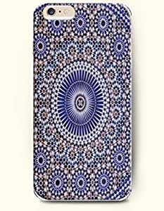 SevenArc Apple iPhone 6 Plus 5.5' 5.5 Inches Case Moroccan Pattern ( Subtle Mosaic Design )