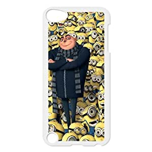 Despicable Me FG0003629 Phone Back Case Customized Art Print Design Hard Shell Protection Ipod Touch 5